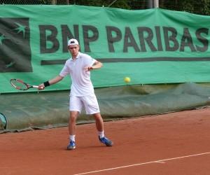 Simon Beaupain a joué à un très bon niveau pour devenir champion provincial liégeois